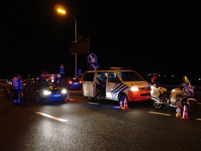 Politiediensten controleren op alcohol en zwaar vervoer in oktober.
