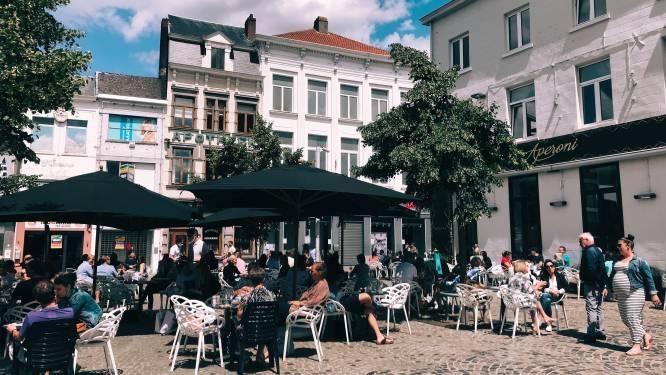 Geen terrasbelasting voor horeca en ook marktkramers krijgen financieel voordeel van stad Aalst