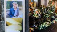 Familie, vrienden en collega's nemen afscheid van Ilse Uyttersprot