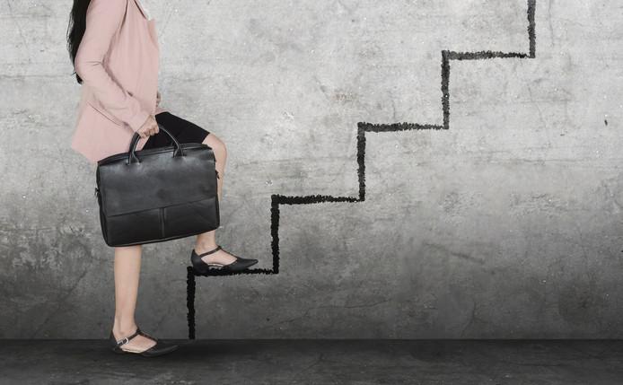 Vrouwen in de top van het bedrijfsleven, het blijft zeldzaam.