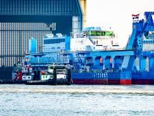 'IHC heeft voorlopig haar laatste schip gedoopt'