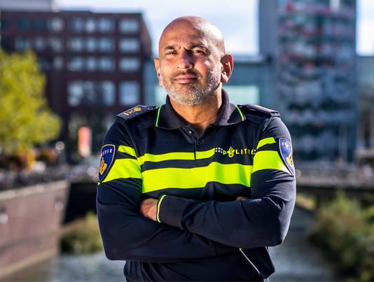 Martin Sitalsing politiechef Midden-Nederland.