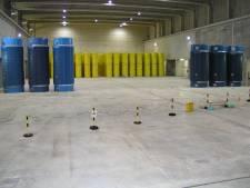 Duitsland zoekt in grensgebied naar opslagplaats voor 1900 vaten kernafval: Twenterand wist van niets