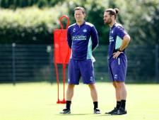Schmidt hoopt nog op aanvallende impuls bij PSV: 'Geen slecht idee om na te blijven denken over versterking'