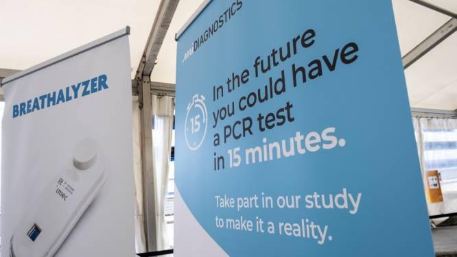 Des nouveaux tests PCR ultra-rapides testés dès lundi à Brussels Airport