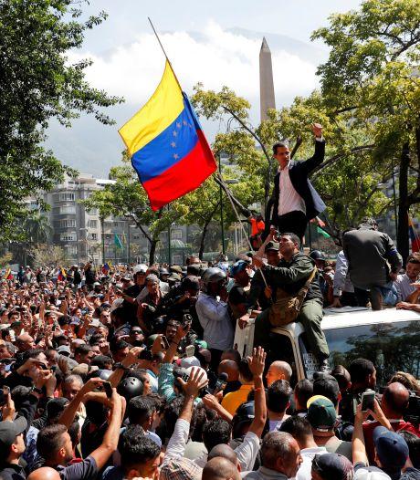 Machtsstrijd Venezuela: VS en Rusland zoeken de confrontatie