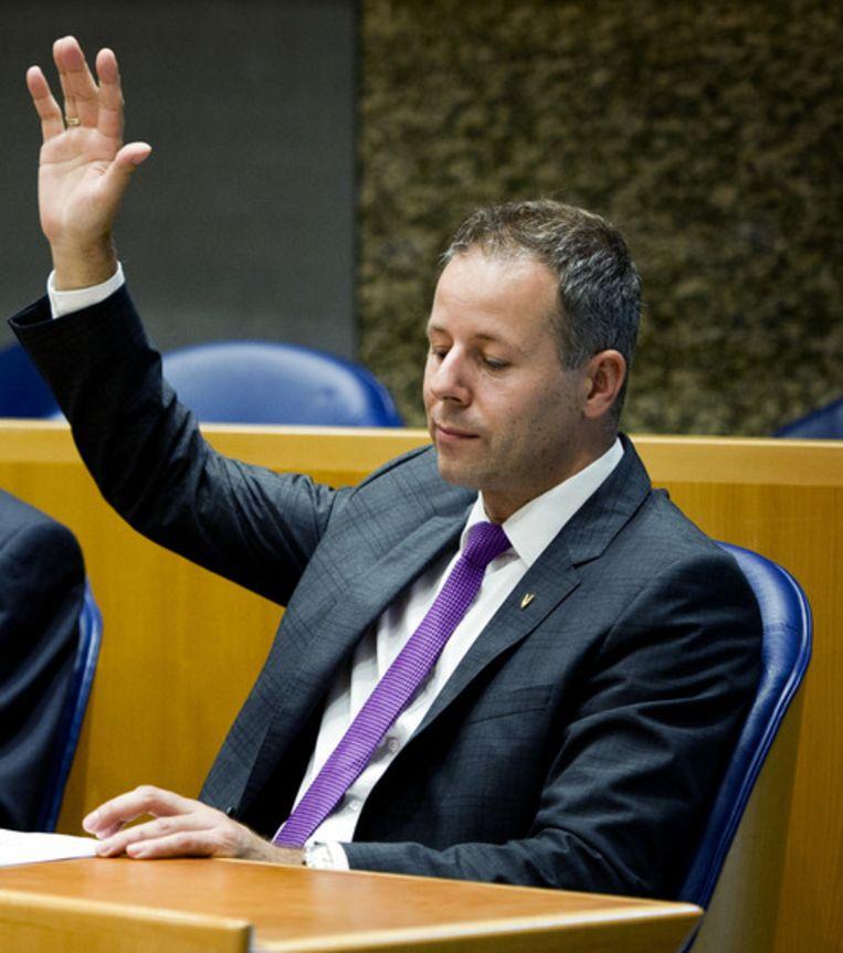 Marcial Hernandez, verliet in 2012 de PVV-fractie Beeld anp