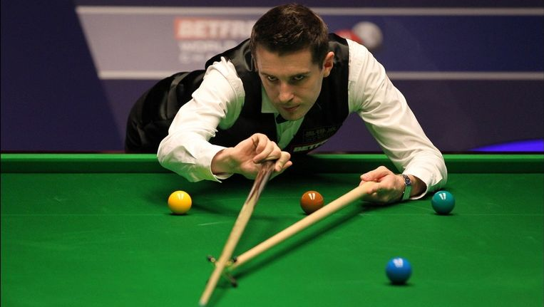 Mark Selby Beeld UNKNOWN