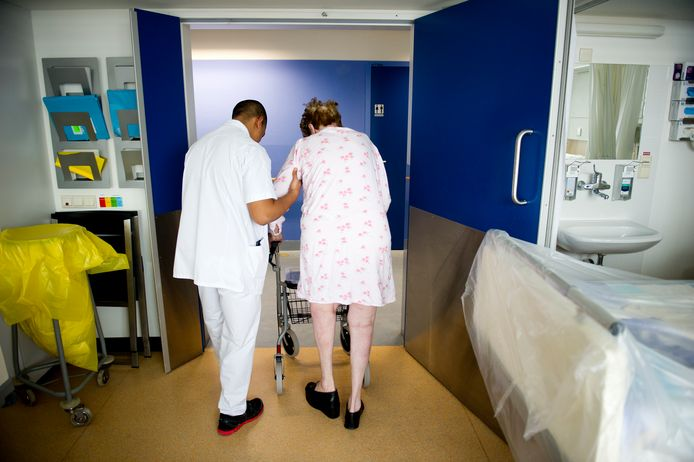 Uitzendbureau Impact uit Elst is hard op zoek naar verplegers.