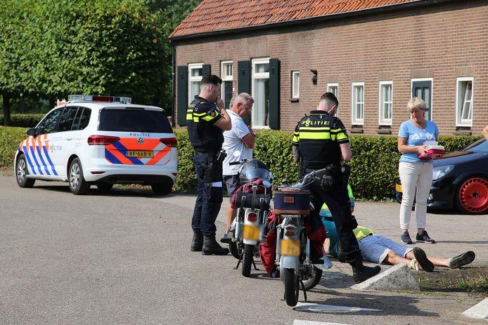 Eenzijdig ongeluk in Boxtel