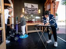 Restaurant Fuiks gaat 'een stapje verder': gasten kunnen temperatuur meten