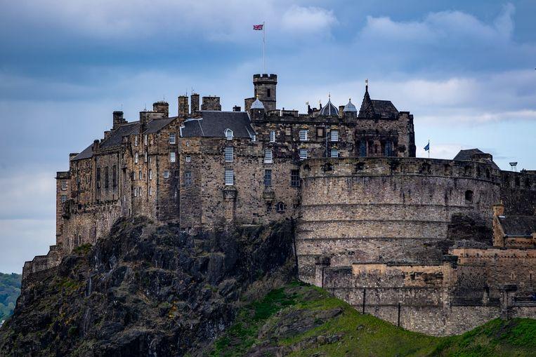 Edinburgh Castle. Beeld Ben Guerin/Unsplash