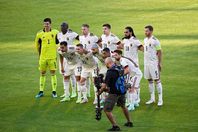 De basiself tegen Kroatië.