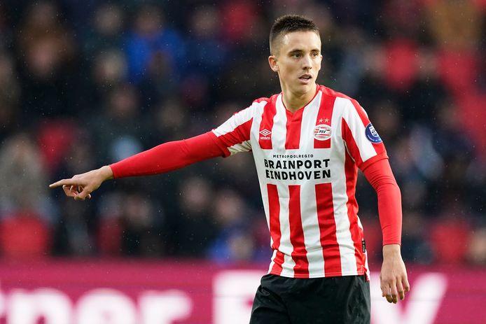 Ryan Thomas vertrok in de zomerstop van 2018 naar PSV en maakte vorige week zijn eerste minuten voor die club na een lange blessure. De transfersom telt voor PEC Zwolle mee in de jaarcijfers over afgelopen seizoen.