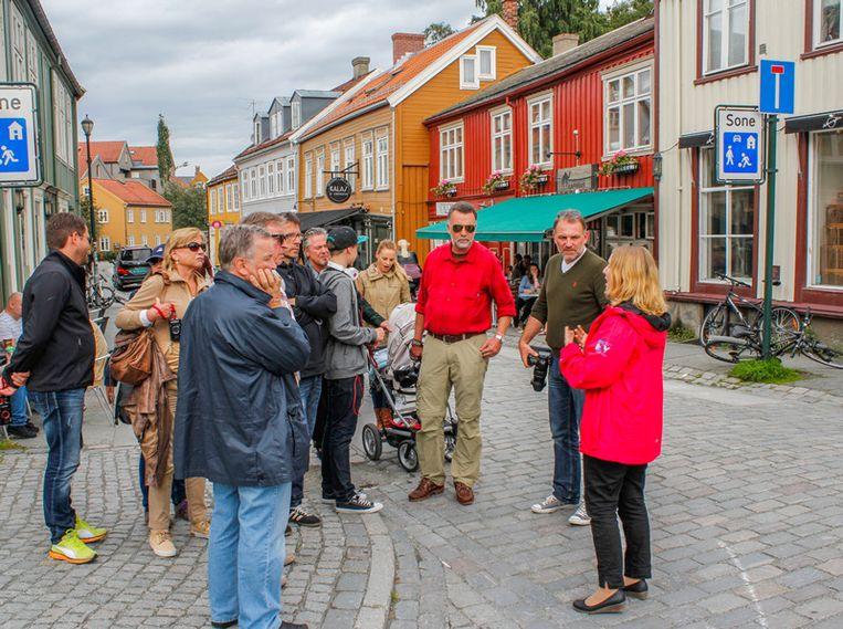 Trondheim Beeld Philip Wallisfurth