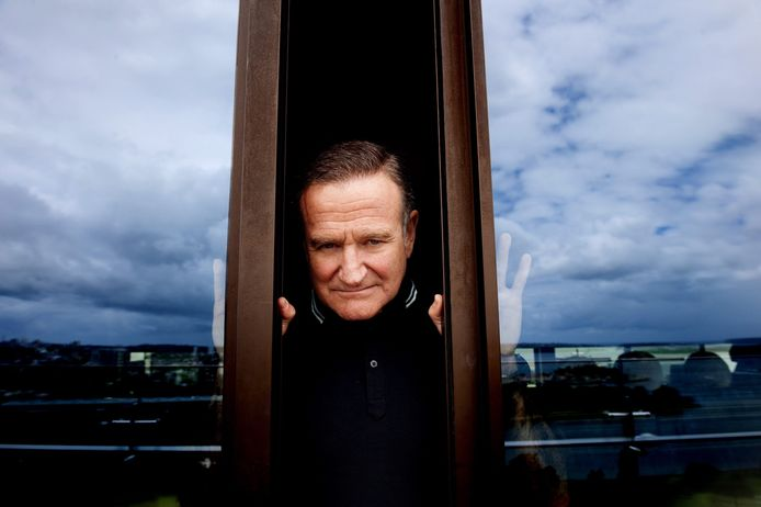 Amerikaanse acteur en komiek Robin Williams (63) werd op 11 augustus 2014 levenloos in zijn appartement in Californië aangetroffen.