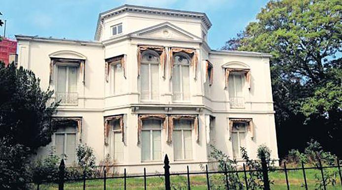 De villa aan Plein 1813