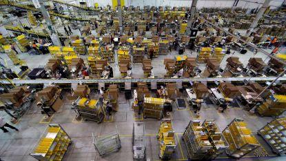Amazon voerde idee af om werknemers in kooien te plaatsen