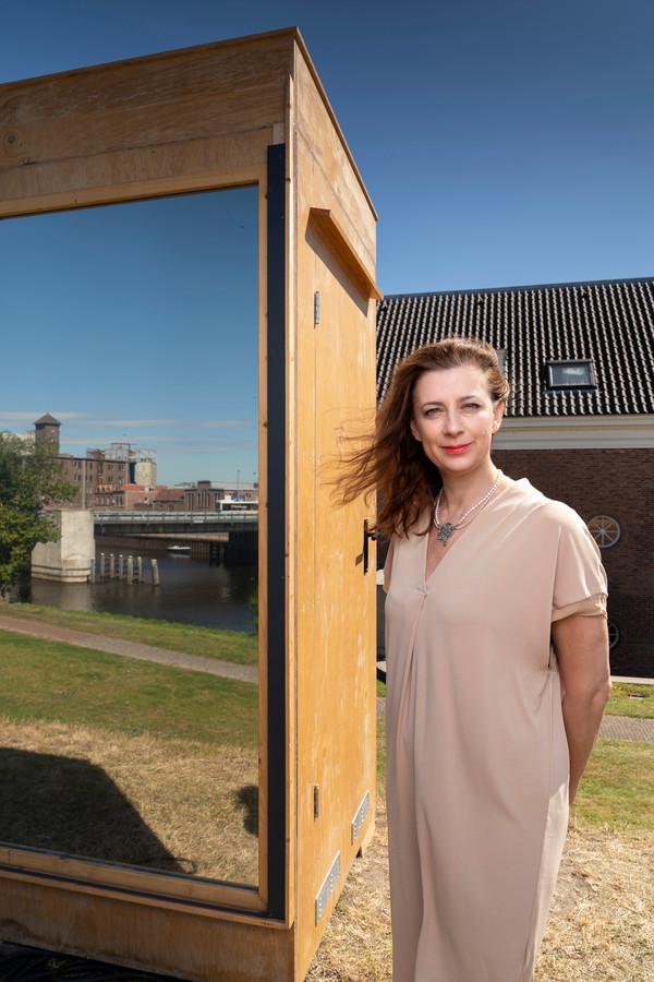 Viktorien van Hulst verlaat na zes jaar Theaterfestival Boulevard. Foto Marc Bolsius