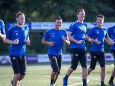 Trainer Niek Oosterlee predikt realisme bij GVVV