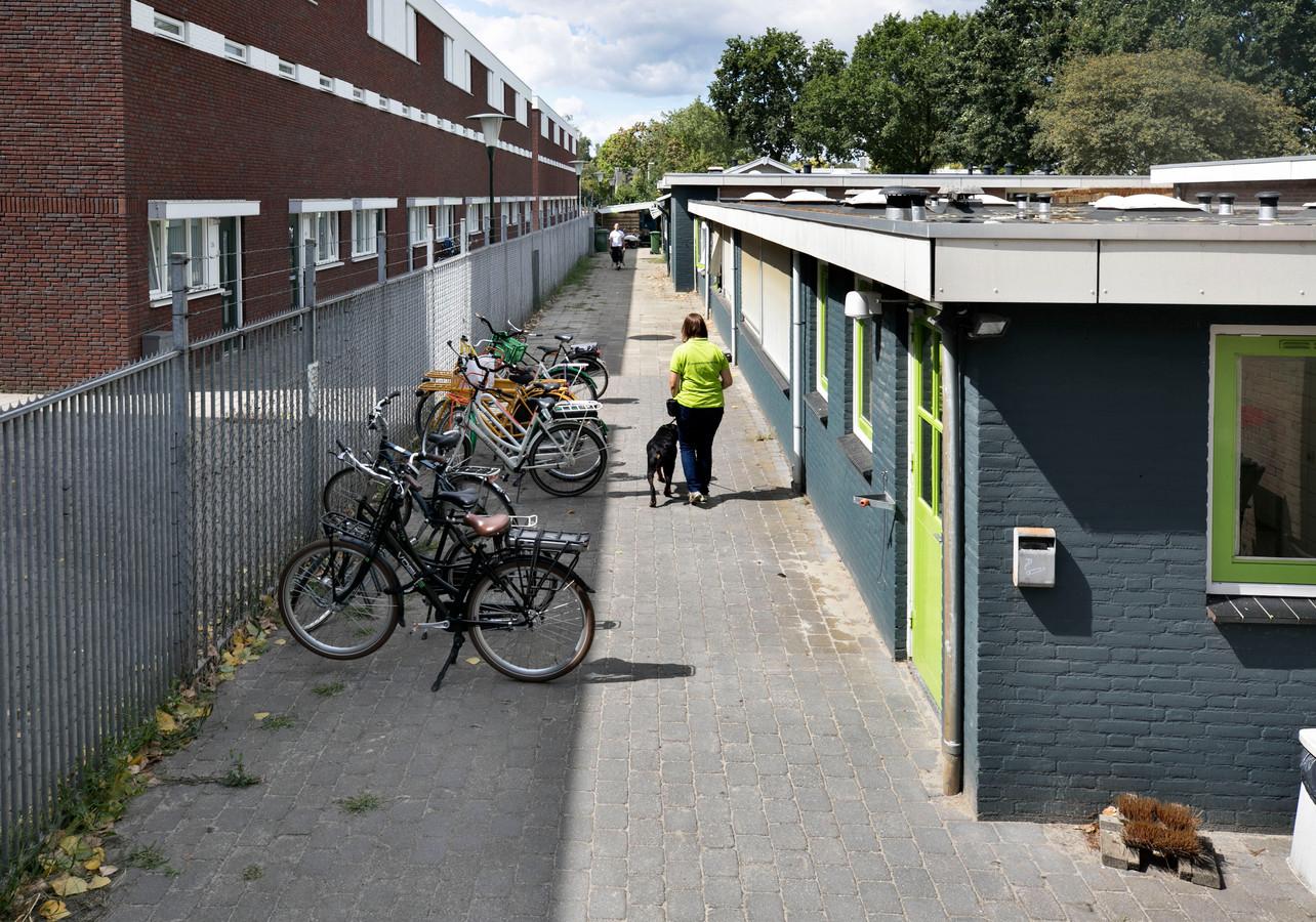 Dierenopvang de Doornakker in Eindhoven is de afgelopen jaren ingebouwd geraakt door de nieuwe woonwijk Berckelbosch.