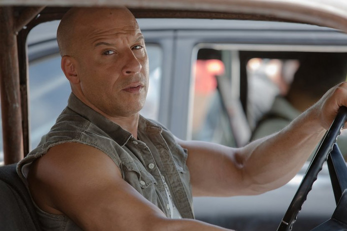 """Vin Diesel dans """"Fast and Furious 8""""."""