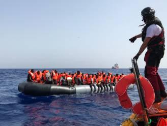 Reddingsacties op Middellandse Zee zorgen niet voor aanzuigeffect