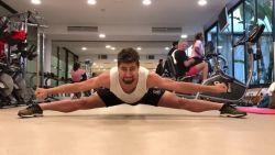 Ook in de fitness showt Peter Sagan dat hij meer dan één klasse apart is