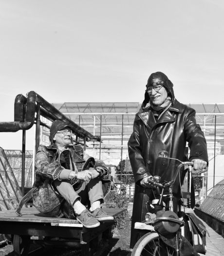 Hoe een Westlandse tuinderslorrie in een Zeeuws museum belandde
