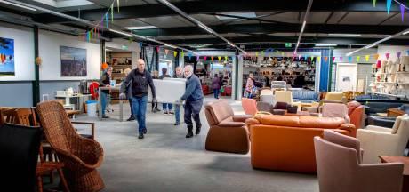 De Maas en Waalse kringloopwinkels gaan weer open