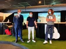 Grootste indoor golfclub van België opent de deuren: Bart De Wever slaat Beats of Golf op gang