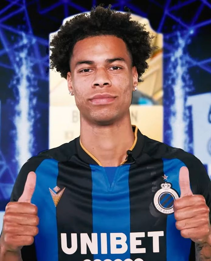 Club Brugge haalt Buchanan.