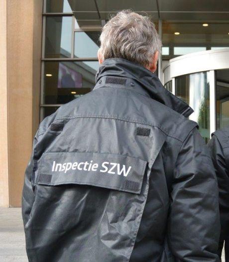 Werk op bouwplaats Best per direct stilgelegd: 'Illegale bouwvakkers liepen gevaar'