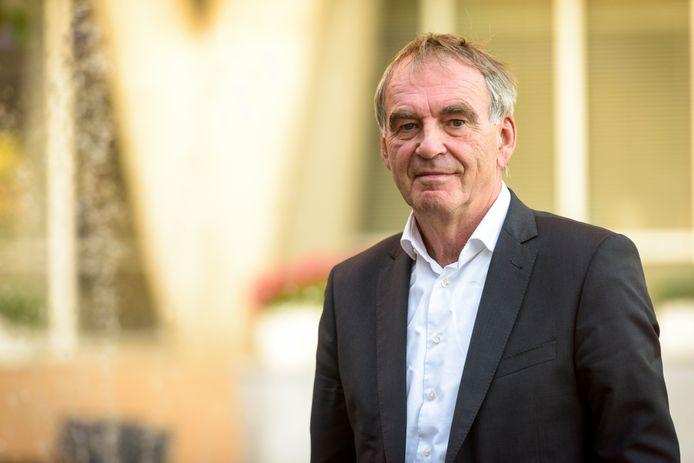 Pieter van Geel, verkenner in de discussie over de toekomst van Eindhoven Airport