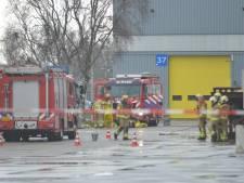 Lekkage bij zwavelzuurtank Aurubis in Zutphen