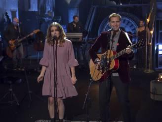 """The Starlings zingen dromerige versie van 'Can't Stop The Feeling' voor 18-jarige Aimee: """"Deze song maakt me echt gelukkig"""""""
