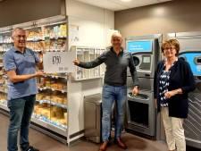 Albert Heijn Goor haalt 1750 euro op voor KWF