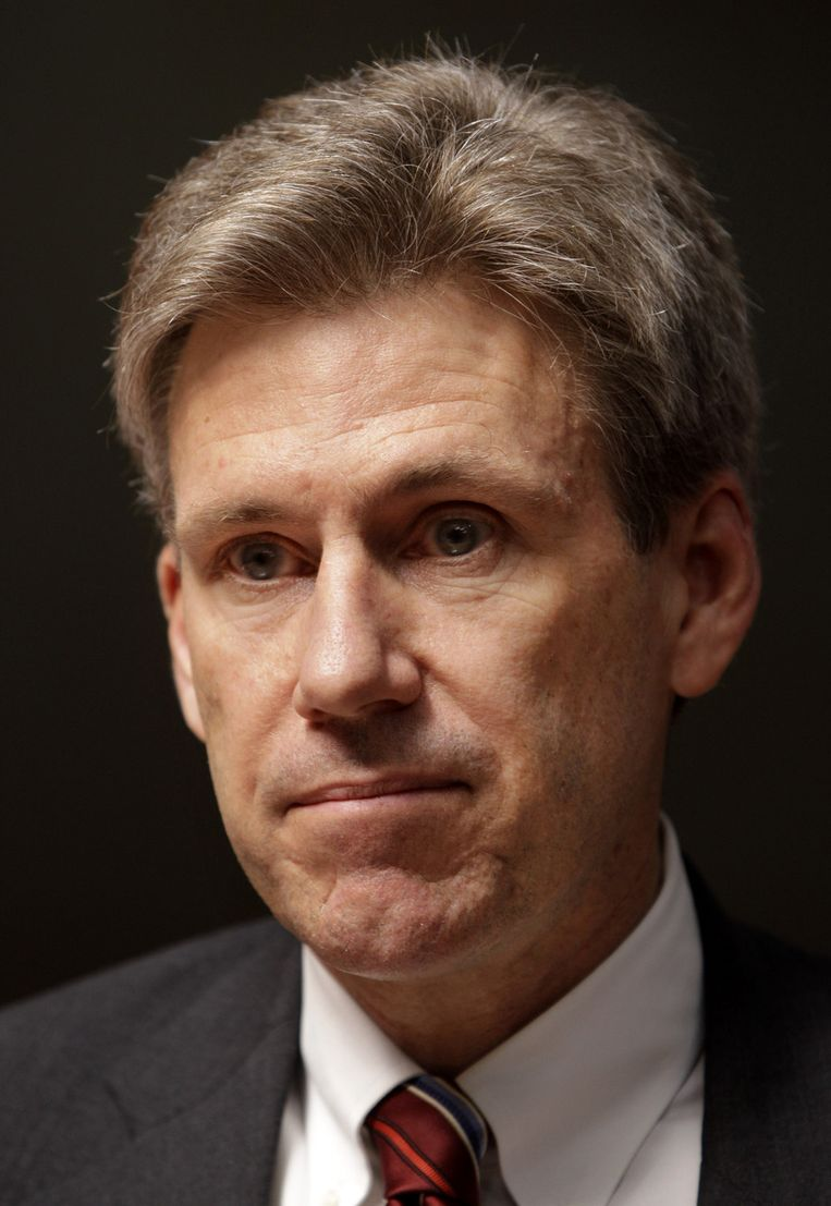 Ambassadeur Chris Stevens Beeld ap