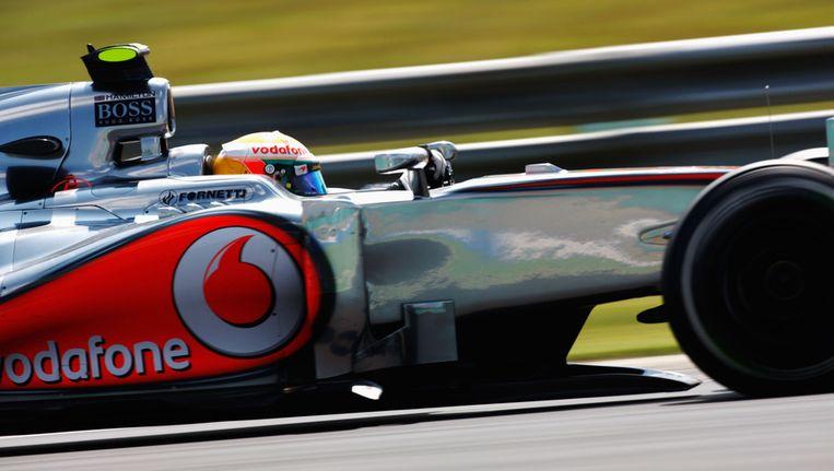 Lewis Hamilton. Beeld getty