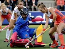 Hoosbui legt EK hockey in Amsterdam stil