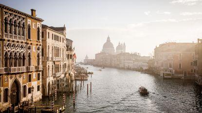 Winter in Venetië