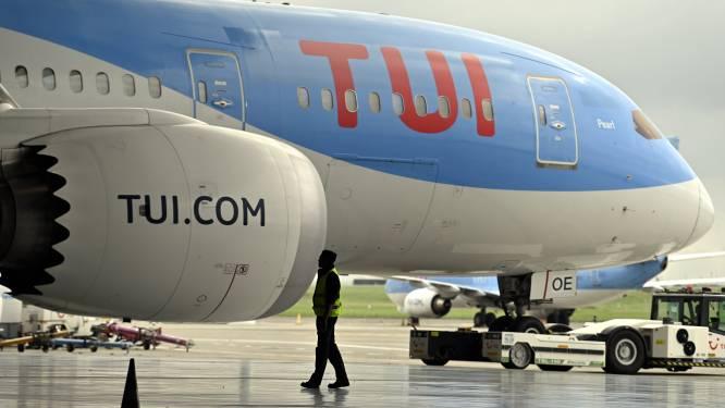 TUI vliegt enkele keren per week met lege vliegtuigen tussen Eindhoven en Schiphol