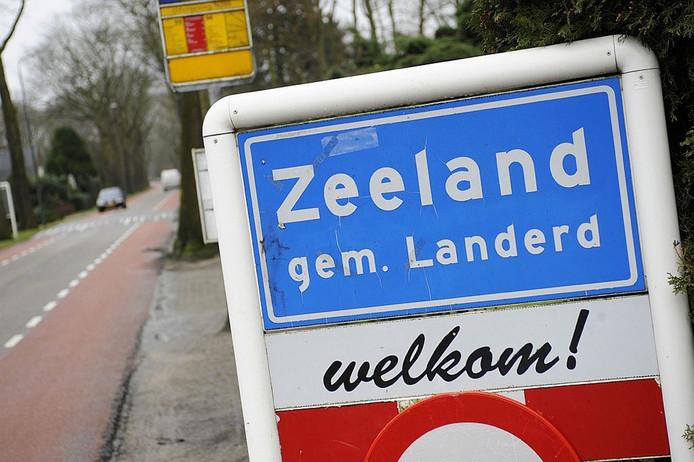 Het dorp Zeeland is onderdeel van de gemeente Landerd.