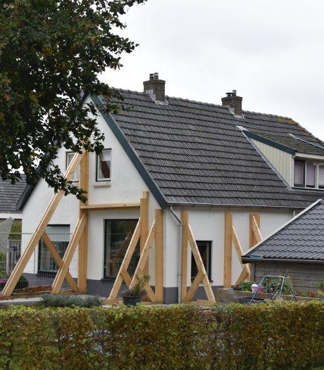 Zwaar beschadigde woningen langs kanaal Almelo - De Haandrik 'meer waard': 'Waar is de compassie?'