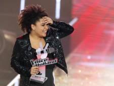 'Slechts' 2,6 miljoen mensen zagen Julia The Voice winnen
