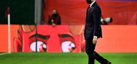 Roberto Martinez plaide pour des effectifs élargis en vue de l'Euro