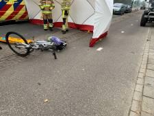 Fietser raakt gewond door aanrijding met auto in De Krim