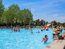 Zwembad Het Sportpark in Almelo door warme weer langer open