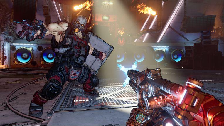 Screenshot uit 'Borderlands 3' Beeld 2K Games