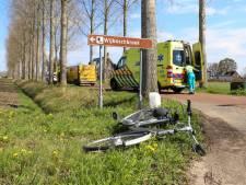 Fietser raakt gewond bij botsing met bestelbus in Schijndel